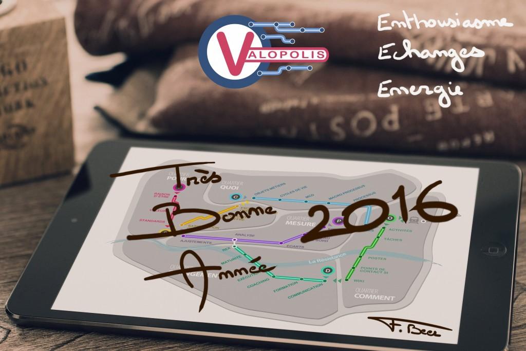 Très bonne année 2016