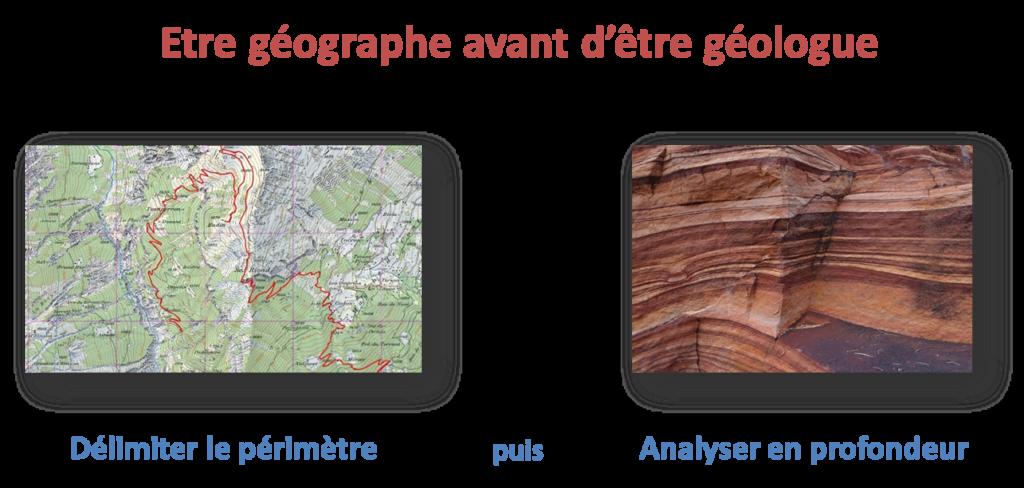 Géographe & Géologue