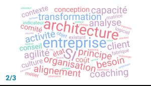 L'Architecture d'Entreprise est-elle toujours pertinente face à l'Agilité ? Volet 2 : les nouveaux enjeux